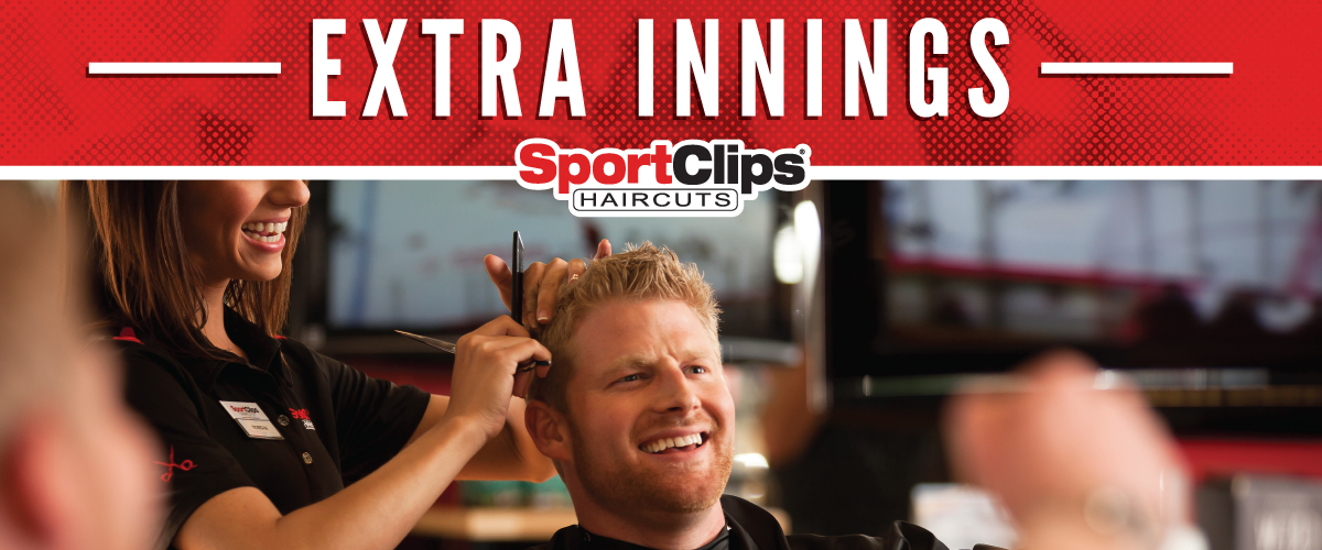 The Sport Clips Haircuts of Las Vegas - Downtown Summerlin Extra Innings Offerings